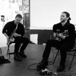 Duo with Briggan Krauss